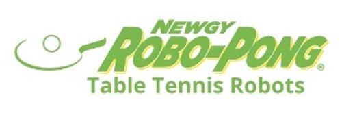 Newgy Robo-Pong Logo