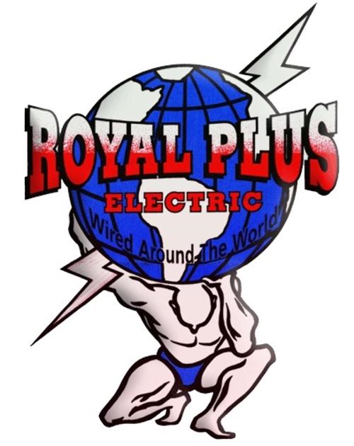 Royal Plus Electric Logo